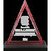 Peak Acrylic Police Award