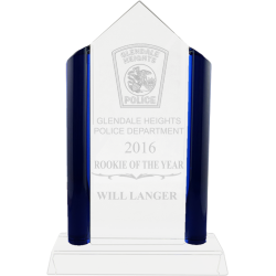 Glass Pyramid Police Award