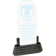 Lighted Acrylic Officer Award