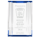 Acrylic Channel Mirror Police Award