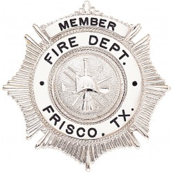 Blackinton Badge B1009