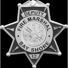 Blackinton Badge B1048DE