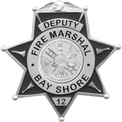 Blackinton Badge B1048DE
