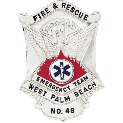 Blackinton Badge B1059