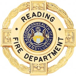 Blackinton Badge B1490