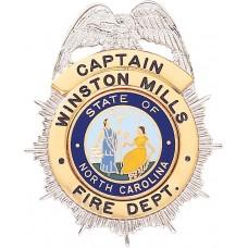 Blackinton Badge B575