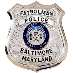 Blackinton Badge B1387