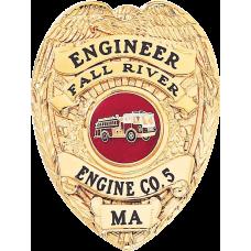 Blackinton Badge B1548
