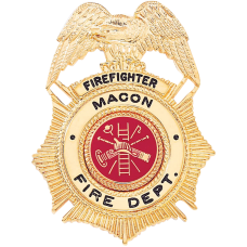 Blackinton Badge B1802