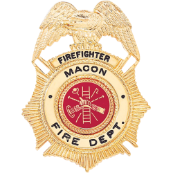 Blackinton Badge B1802