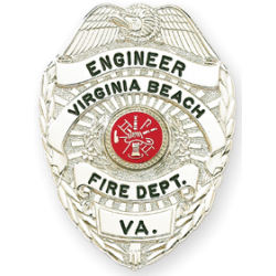 Blackinton Badge B2290