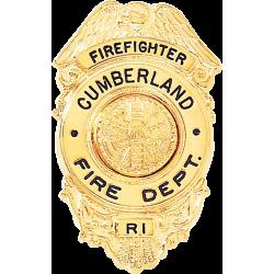 Blackinton Badge B519