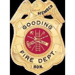 Blackinton Badge B523