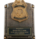 Bronzetone Police Officer Award