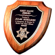 Police Shield Plaque