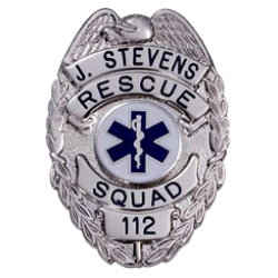 QuickShip Badge QS-B5917