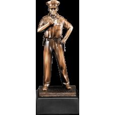 Coppertone Police Award