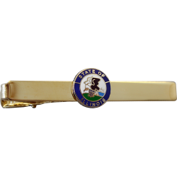 State Seal Tie Bars